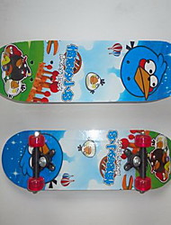 Wood Standard SkateboardsGreen