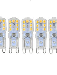 5 Pcs G9 14Led Smd2835 AC220V 850lm Warm Wite Cool White Double Pin Waterproof Lamp Other