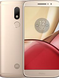 """Motorola Moto M XT1662 5.5 """" Android 6.0 Smartphone 4G ( Double SIM Huit Cœurs 16MP 4Go + 32 GB Doré / Argenté )"""