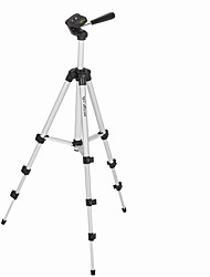 Black camera tripod photography four section aluminum alloy stents camera digital SLR camera tripod