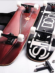 Standard Skateboards Wood Black