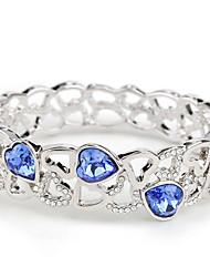 Pulseiras Bracelete / Pulseiras Algema Cristal Others Moda / Personalizado Aniversário / Casamento / Festa / Diário / Casual Jóias Dom