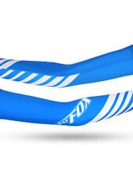 braço aquecedores Moto Térmico/Quente Materiais Leves Confortável Protecção Unissexo Azul Terylene