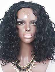 Machine Made Capless Synthetic Wigs Natural Wigs For Women