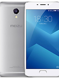 "MEIZU Note 5 5.5 "" Flyme OS 4G-smartphone (Dubbele SIM Octa-core 13 MP 3GB + 16 GB Zilver)"