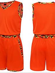 Sweatshirt Kleidungs-Sets/Anzüge(Weiß Rot Schwarz Blau Hellgrün Orange Armeegrün) -Atmungsaktiv Schweißableitend Komfortabel-Kurze Ärmel-