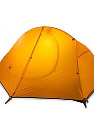 Breathability Windproof Well-ventilated Foldable Portable Keep Warm One Room Tent Orange