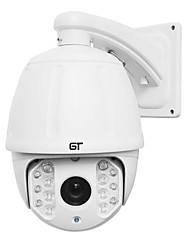 GT VIEW 2MP 18X Zoom(4.7-84.7mm) Onvif Waterproof IP66 1920*1080P IR IP High Speed Dome Camera