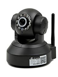 1.0 MP PTZ-камера Крытый with день Ночь ИК-фильтр 64(день Ночь Обнаружение движения Dual stream удаленный доступ Защищенное Wi-Fi