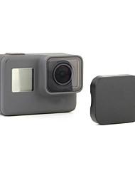 Cappuccio lente Anti-polvere Per Gopro 5 Universali