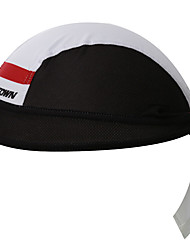 XINTOWN Moda Men Pirate Hat Gorra Ciclismo MTB One Size Casquillo De Los Deportes Protector Solar Bandana Cycling Sport Cap Black & White