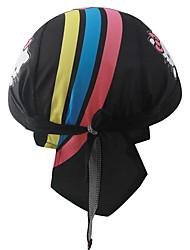 XINTOWN Outdoor Cycling Headbands Bike Bicycle Sports Cap Bandana Hat Scarf Women's Riding Cap Black