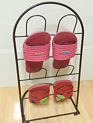 Iron for Shoes Rack & Hanger Others Black / Brown / White