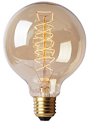 Ecolight® E27 40W 2700K Warm White Loft Retro Industry Incandescent Bulb Edison Bulb(AC220~265V)
