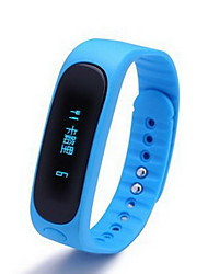 Smart BraceletWater Resistant/Waterproof / Long Standby / Calories Burned / Pedometers / Exercise Log / Health Care / Sports / Touch