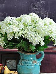 Seide Hortensie Künstliche Blumen