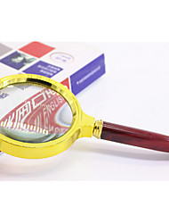 Magnifiers/Magnifier Glasses General use Reading Generic Magnification 10X 90mm Normal Metal