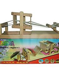 Pretend Play Educational Toy Square Wood Boys' Girls'