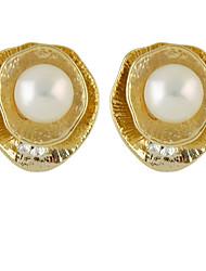 Peal Small Stud Earrings for Ladies