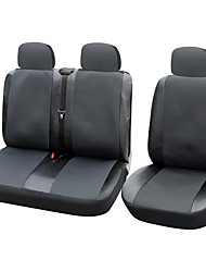 AUTOYOUTH 12 Seat Cover Car Seat Covers for Transporter/Van Universal Fit with Artificial Leather