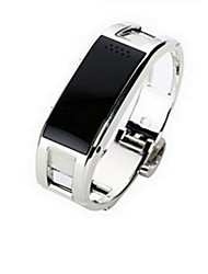 Smart BraceletWater Resistant/Waterproof / Long Standby / Pedometers / Health Care / Sports / Alarm Clock / Multifunction / Information /