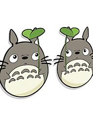 tonari drôle no Totoro autocollant de voiture fenêtre de la voiture sticker mural Car Styling 2 pcs