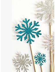 Matériel écologique Décorations de Mariage-1Pièce / Set Noël rustique Theme