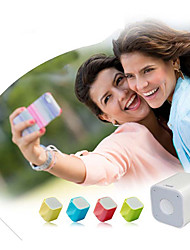 mini-puce Bluetooth Speaker Bluetooth distant caméra bluetooth d'obturation avec fonction anti-perte