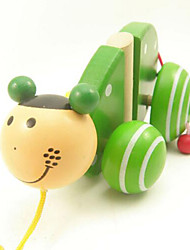 Stress Relievers / Building Blocks For Gift  Building Blocks Leisure Hobby Circular Wood 5 to 7 Years Rainbow Toys