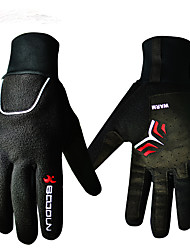 BOODUN® Sports Gloves Women's / Men's Cycling Gloves Winter Bike GlovesKeep Warm / Anti-skidding / Shockproof / Breathable / Wearproof /