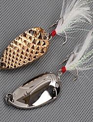 """1 pçs Isco Duro Iscas Isco Duro Cores Sortidas g/Onça mm/2-1/8"""" polegada,Plástico Duro PE Isco de Arremesso Pesca Geral"""