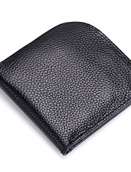 Unisex Cowhide Formal Casual Event/Party Wedding Office & Career Card & ID Holder Coin Purse