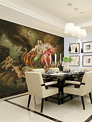 JAMMORY 3D Wallpaper For Home Contemporary Wall Covering Canvas Material  Angel PicturesXL XXL XXXL