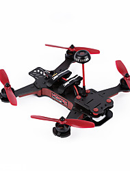 Drone RC Votex250 PRO 25mW 6CH 6 Axis 5.8G With Camera RC Quadcopter FPV RC Quadcopter Blades Black Red