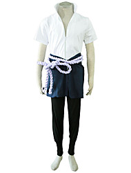 Naruto Anime Cosplay Costumes Kimono Coat/Pants/Belt/More Accessories /Sleeves male