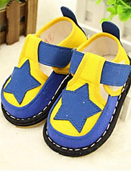 Kids' Boys' Baby Flats Comfort Canvas Casual Comfort Blue Royal Blue Flat