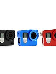 Accessoires pour GoPro,Etui de protection Tout en un, Pour-Caméra d'action,Gopro Hero 2 Gopro Hero 3 Gopro Hero 3+ Gopro Hero 4 Silver