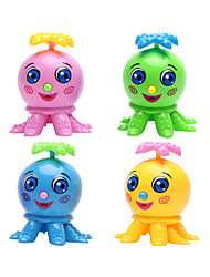 Wind-up Toy Octopus Plastic Boys' Girls'
