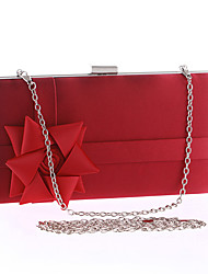 L.WEST Women's Fashion and Elegant Flower Evening Bag