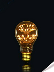 bofa19 led2w lampe boule de soie bulle edison antique (85v-265v)