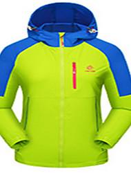 Ski Wear Tops Women's Winter Wear Winter Clothing Waterproof Breathable Thermal / Warm Windproof WearableSkiing Skating Backcountry