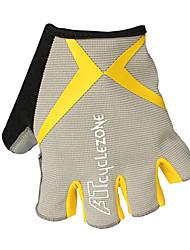 Спортивные перчатки Универсальные Перчатки для велосипедистов Весна Лето ВелоперчаткиБыстровысыхающий Пригодно для носки Дышащий