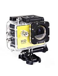 Фабрика OEM SJ4000 Sunplus A9 Full HD 1920 x 1080 Автомобильный видеорегистратор 2,0 дюйма Экран 1200M Даш Cam