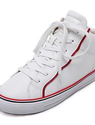 Homme-Décontracté-BlancOthers-Sneakers-Similicuir