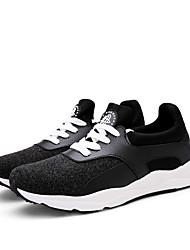 Men's Athletic Shoes Spring / Summer / Fall / Winter Platform / Comfort PU / Canvas Outdoor / Athletic / Casual Low HeelSplit Joint /