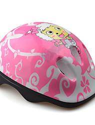 Children's Helmet Blue Pink Red Roller skating Helmet