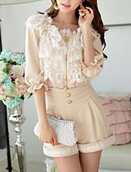 Pink Doll® Women's Casual/Lace Medium ½ Length Sleeve Short Coat