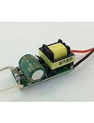 LED de alta potência escurecimento poder levou escurecimento de alimentação da unidade built-in de alta potência de energia escurecimento