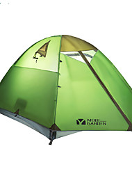 3-4 persons Tent Triple Automatic Tent One Room Camping Tent OxfordKeep Warm Waterproof Portable Windproof Ultraviolet Resistant Foldable