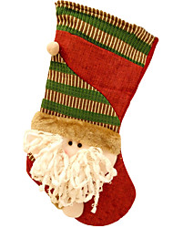 Christmas Decorations Christmas Party Supplies Gift Bags Holiday Supplies Christmas Textile Red Green
